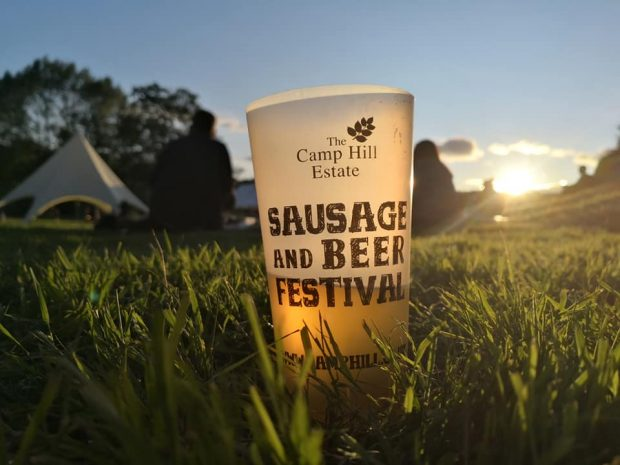 Camp Hill Sausage & Beer Festival Cup