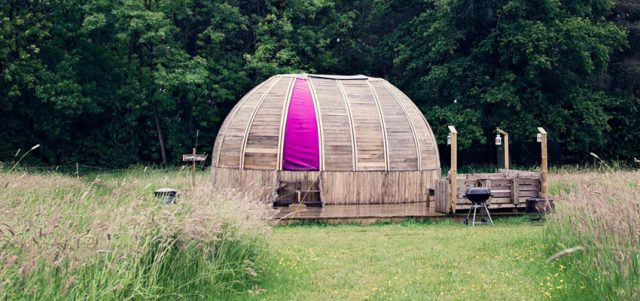 Camp Katur Glamping site for couples